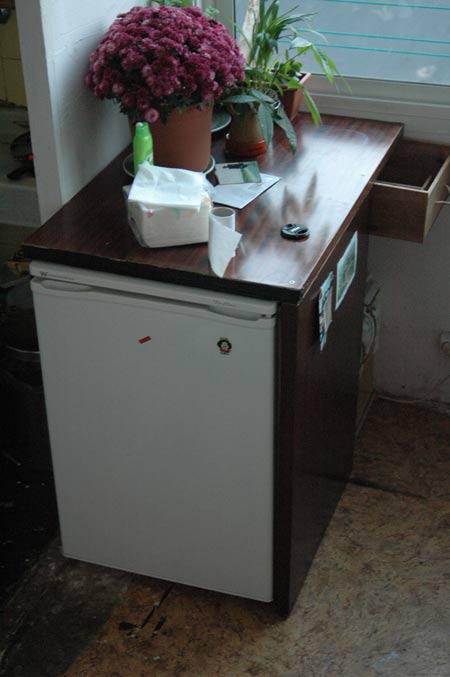 Basurillas blog archive mueble para el frigor fico - Mueble para nevera ...