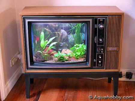 Basurillas blog archive qu hacer con una televisi n for Como reciclar una mesa de tv vieja
