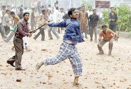 BANGLADESH-HAMBRE-PROTESTAS