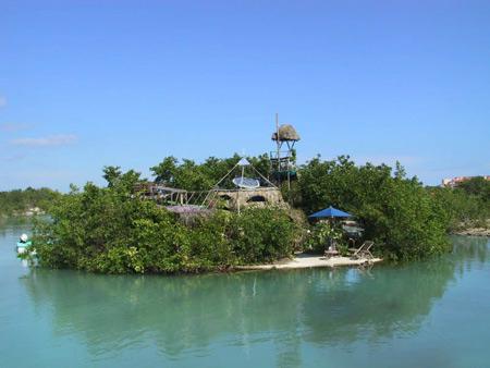 Richie Sowa´s Spiral Island