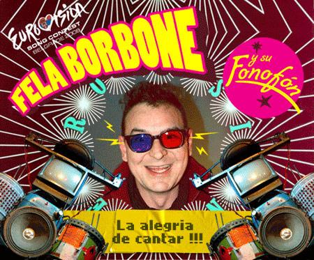 Fela Borbone - Eurovisión