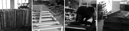 Pufs modulares- Sotano studio