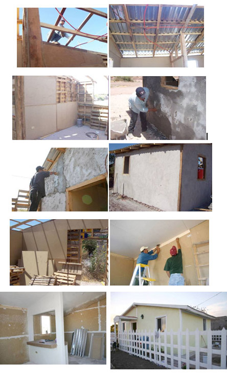 Mario A. Tapia - Priyecto viviendas ecológicas