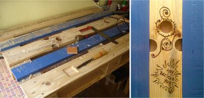 Nils- Mesa hecha con palés