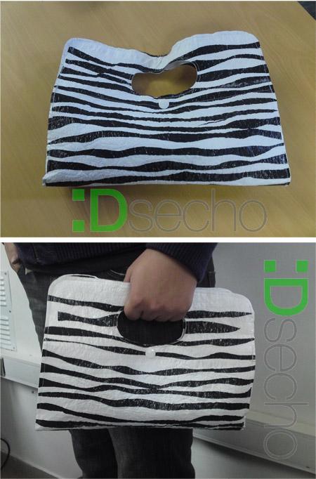 :Dsecho - Carteras con bolsas fundidas