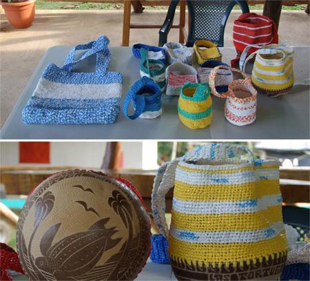 Reciclando en espiral - Proyecto de Widecast Costa Rica