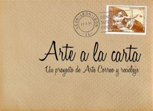 Taller Arte a la Carta en el MUSAC - Asociación Reciclando.
