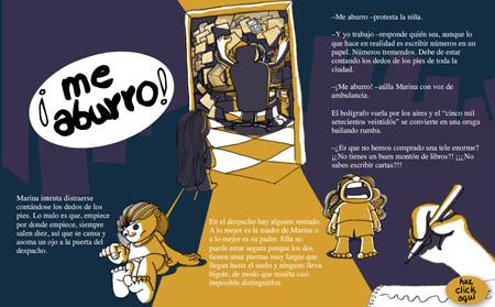 Cuento felicitación de Pedro Mañas Romero con ilustraciones de Siddharth Gautam Singh