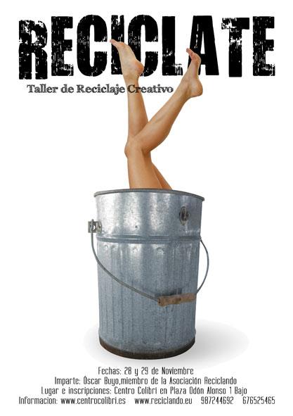 Taller Reciclate - Asociación Reciclando