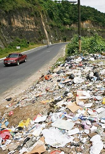 Foto denuncia en artículo de Prensa Libre de Guatemala. Dic 2009