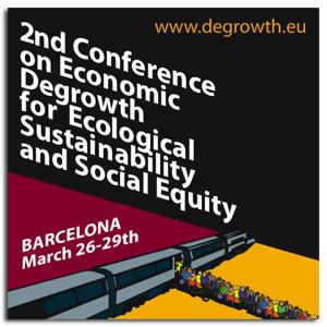 Conferencia internacional sobre decrecimiento 2010