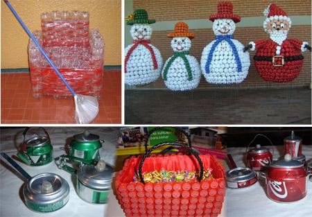 Cosas reciclando - Ingrid Vaca Diez