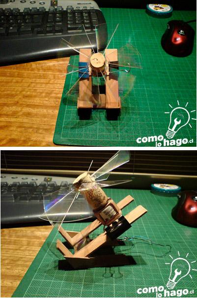 Cómo hacer ventilador usb - comolohago.cl