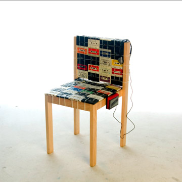 Silla casete de ooomydesign.com