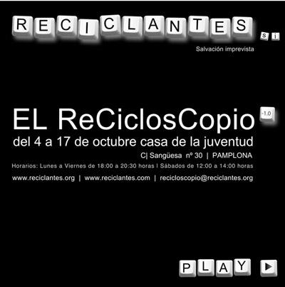 Recicloscopio de Reciclantes S.I.