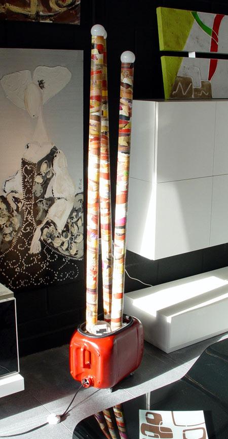 Lámpara Bambulb - Retrain
