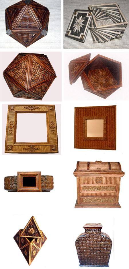 Basurillas blog archive objetos decorativos reciclando - Objetos decorativos ...