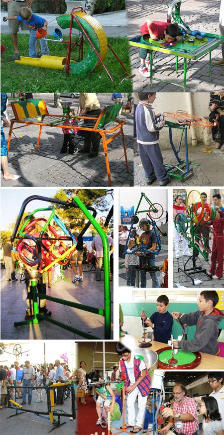 Guixot de 8 - Juegos reciclados
