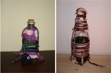 Botellas poéticas - Lola Lugo