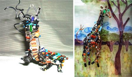 Arte electrónico - Gerardo Palacios Martinez