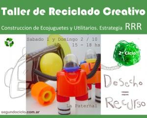 Taller RRR de Segundo Ciclo Argentina