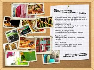 Feria de Oihoy - Intercambio de ropa, objetos reciclados...