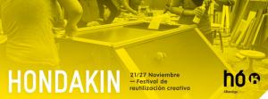 Festival de Reutilización creativa Hondakin