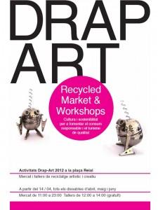 Drap-Art Mercado de reciclaje artístico