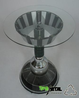 Mesa Rotor