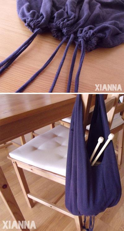 Bolsa con camiseta - Xianna.net