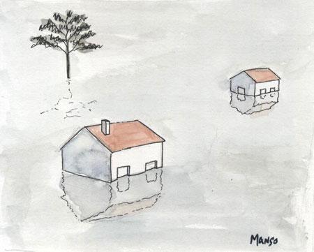 Problemas de humedad - Rubén Manso - Basuriñeta
