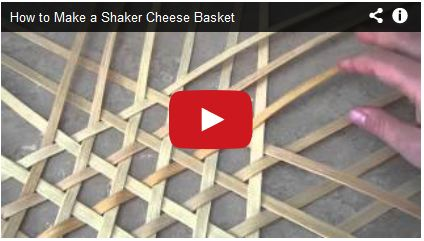 How to Make a Shaker Cheese Basket
