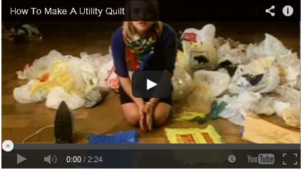 How To Make A Utility Quilt by Brian McAndrew
