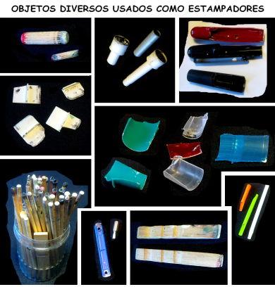 El maestro y sus tapones - Arte y Reciclaje