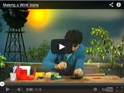 Making a Wind Vane by CuriosityShow