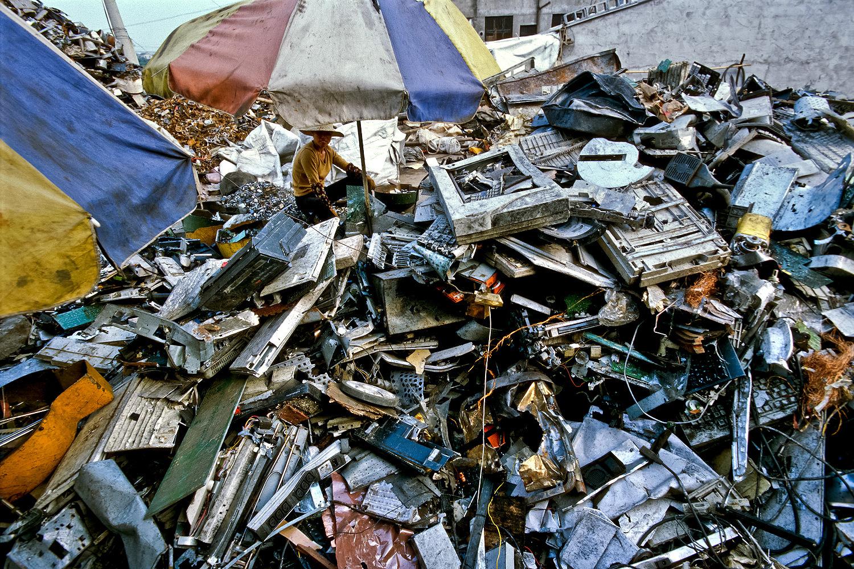 E-Waste en China