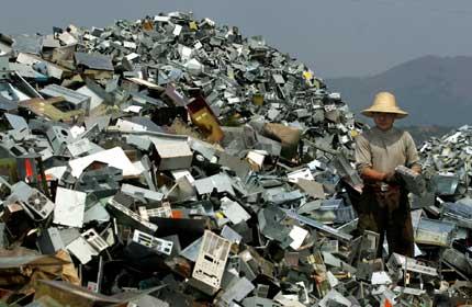 E Waste en China