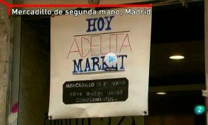 La Aventura del Saber. Adelita Market.