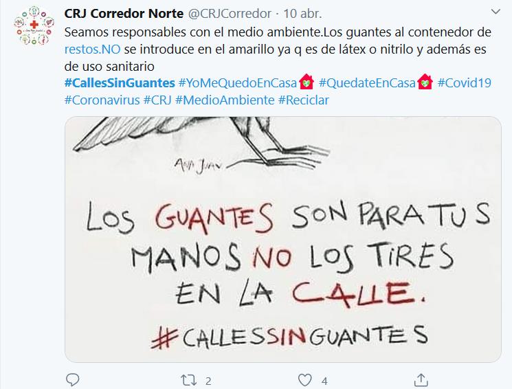 Twitter de CRJ Corredor Norte (@CRJCorredor)