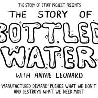 Agua embotellada, ¿quién demonios la necesita?