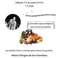 I Jornadas Agroecológicas en la Charca de la Rana.