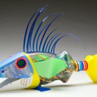 Plastiquarium, mitología de plástico reutilizado.
