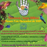 Segundo Eco-Festival Pura Vida.