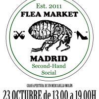El Flea Market aterriza en Madrid