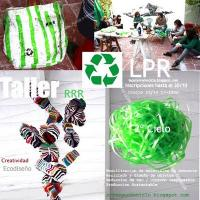 Taller de Reutilización y Reciclado de materiales de descarte