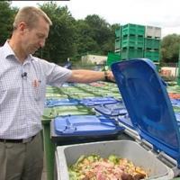 Saborea la basura - Reciclaje de alimentos.