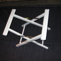 Segunda oportunidad para una silla de tijera