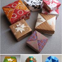 Origami modular - Tomoko fusé